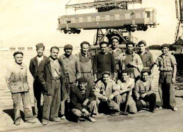 Oran- 052- travail sur les quais