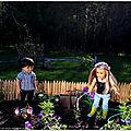 Le jardin des poupées