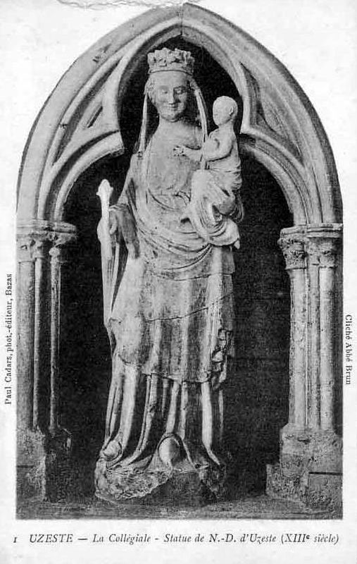 Notre Dame d'Uzeste