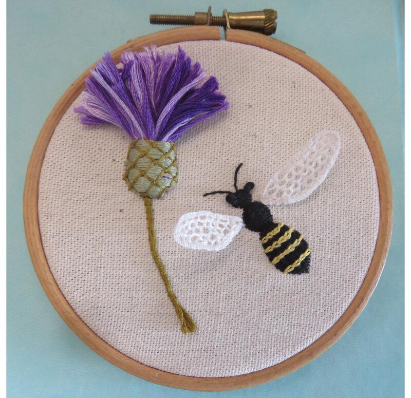 Modele Chardon abeille