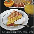 Gâteau d'orange