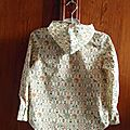 Chemise à capuche - Vêtements faciles pour filles et garçons