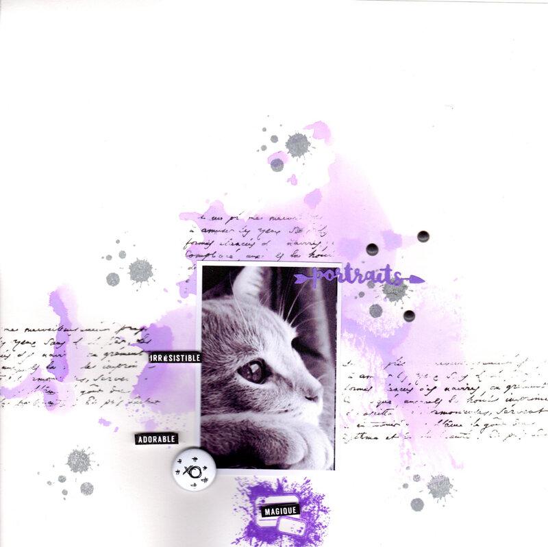 at violet