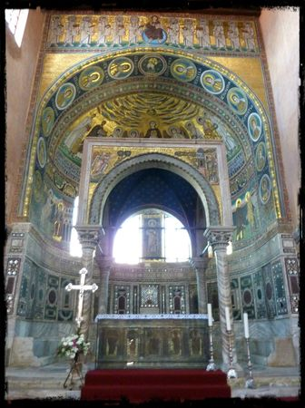 Porec Basilica San Eufrasio 001