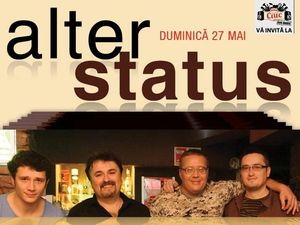 alter status concert 27 may