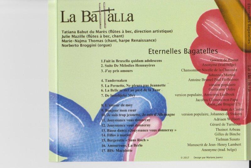 cd titres