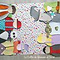 proposé par Couture : Des bavoirs, un hibou et des robots - le coffre de Scrat et Gloewen, couture, lecture, DIY, illustrations...