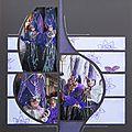 Duo violet