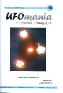 Couverture UFOmania n°680004