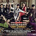 Jolin sings for chinese movie 小时代3 tiny times iii!
