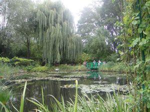 giverny maison de Monet blog