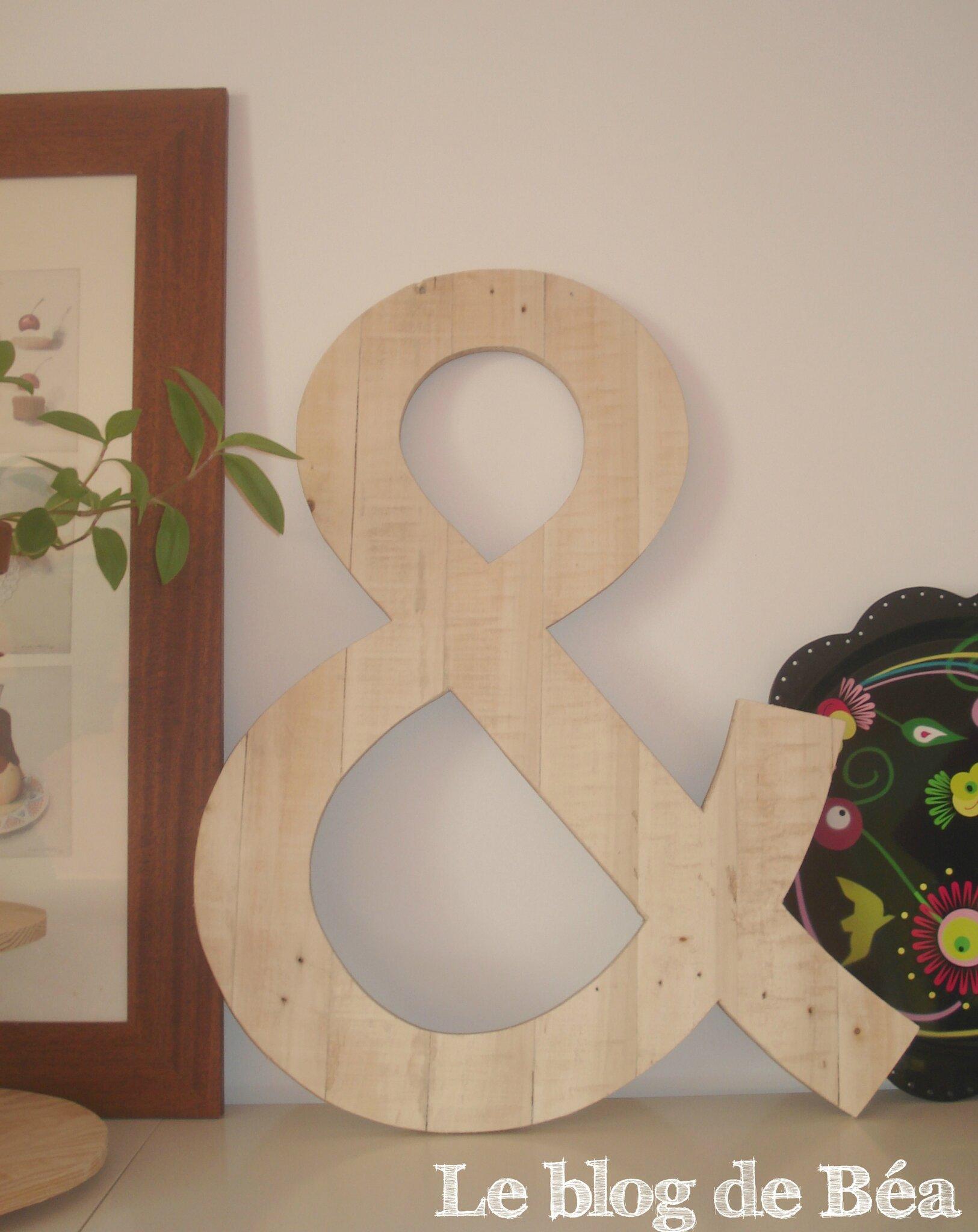 Planche En Bois Deco diy fabriquer un plateau en bois de palette - photo de 2