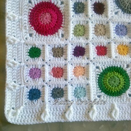 Baby Happy Colors Blanket diverses vues (8)