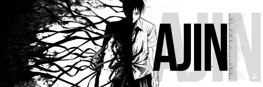 Chronique #3: Ajin (animé)