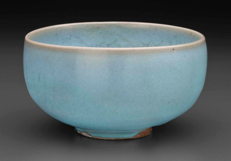 A Junyao deep bowl, Northern Song dynasty, 12th century