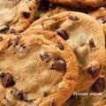 Cookies aux pépites de chocolat à tomber !