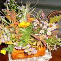 Dernières fleurs