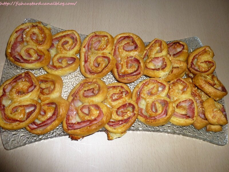 Palmiers jambon-fromage (16)