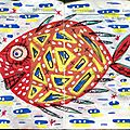 Agenda 1974 - des poissons