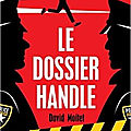 Le dossier handle, de david moitet