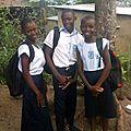 Rentrée scolaire 2017 à kinshasa