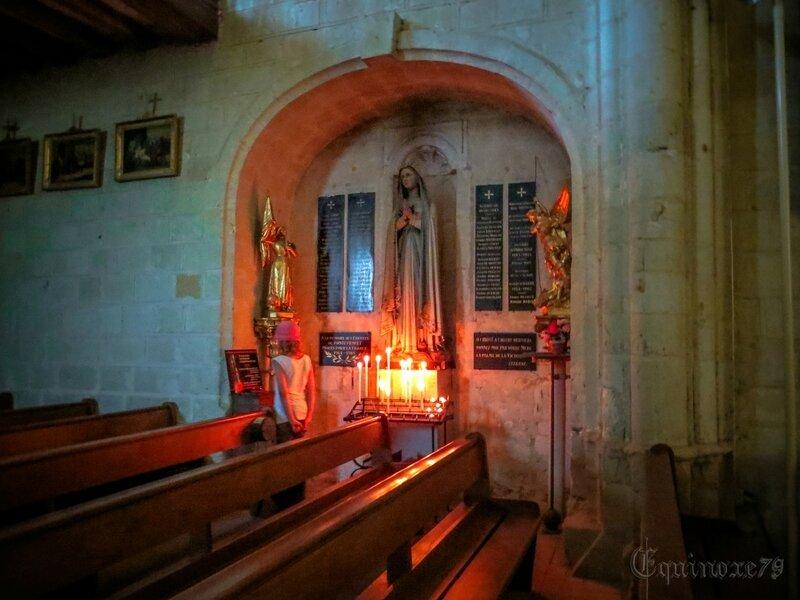 L'église Saint-Michel, église paroissiale de Fontevrault IMG_7930