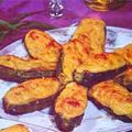 Marguerite d'aubergines