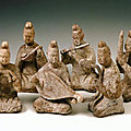 Group of Musicians, Tang dynasty, 618 - 906 CE