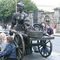 Statue de Molly Malone
