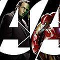 The avengers : nouvelle bannière promotionnelle