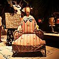 Moulins, Centre national du costume de scène, contes de fées, 13) L'enfant et les sortilèges
