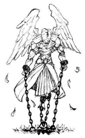 Tape par tape nintaka - Dessin d ange gardien ...