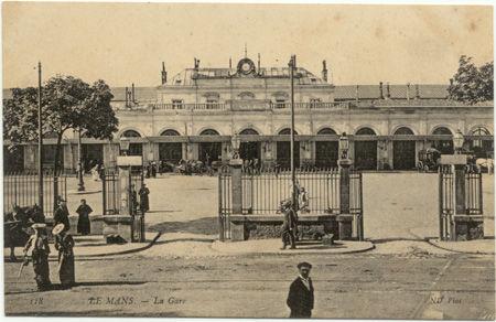 72 - LE MANS - Gare