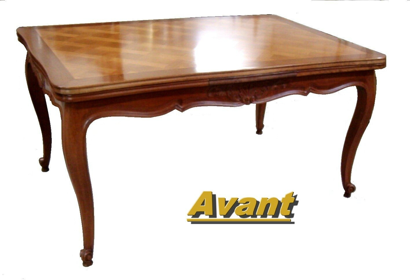 Table Louis xv relookée