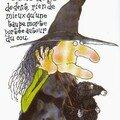 La sorcière à la taupe