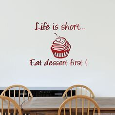 1f94172c6c1be15641e82e1efbf0e357--kitchen-quotes-life-is-short