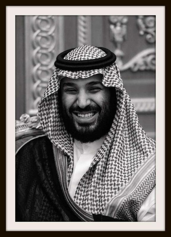 Mohammed Ben Salman,