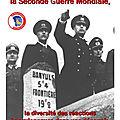 Banyuls-sur-mer plongé dans la seconde guerre mondiale, la diversité des réactions banyulencques dans une décennie troublée