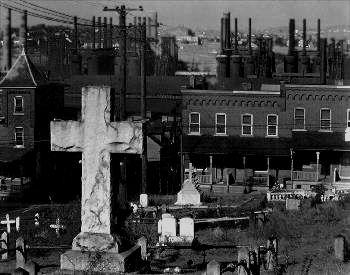 evans graveyard_houses_steel_mill