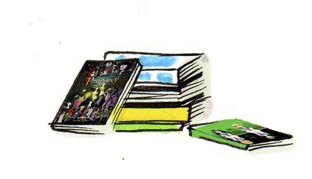 nouvelle déco blog nos livres