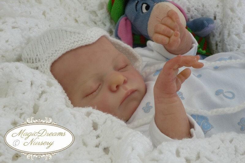 Baby Luxe, doll kit Luxe de Cassie Brace