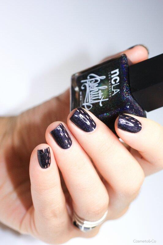 nail art NCLA wandering stars-6