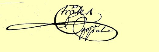 Chasles signature