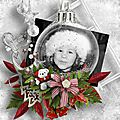Pretty Christmas - kit by S. Designs