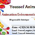 Animation des anniversaires a mohammedia maroc