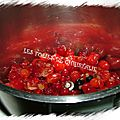 Coulis 3 fruits rouges