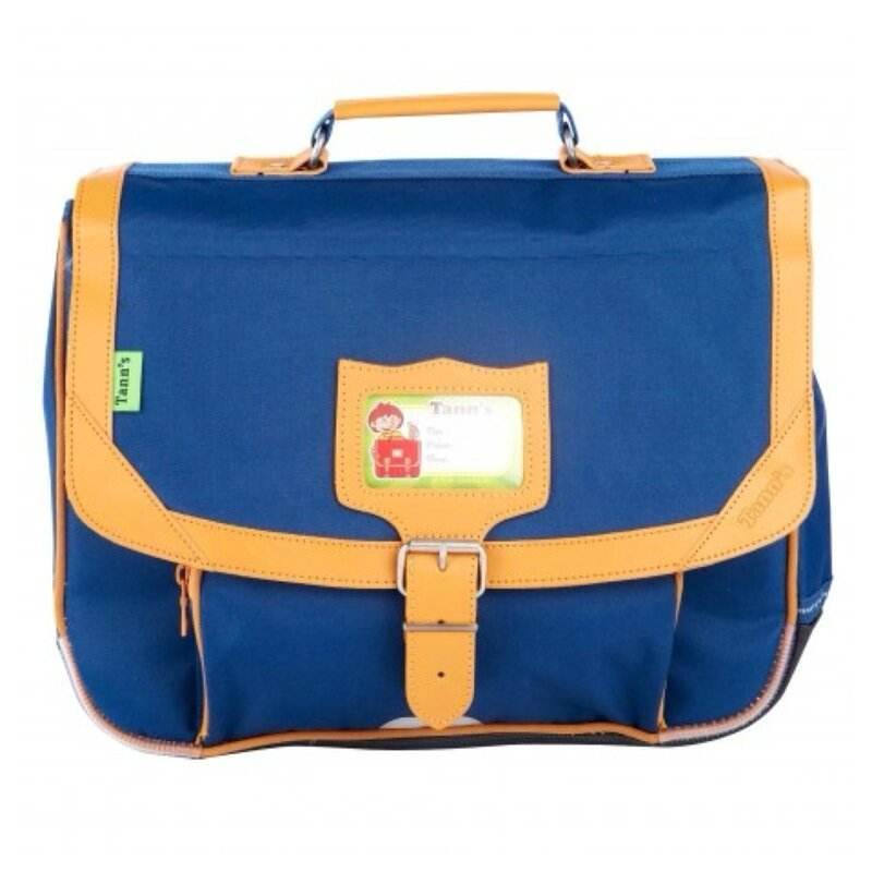 Cartable bleu TANN'S