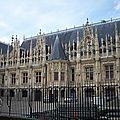 Palais de Justice à Rouen