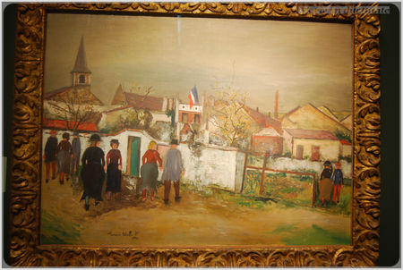 Utrillo_village_francais