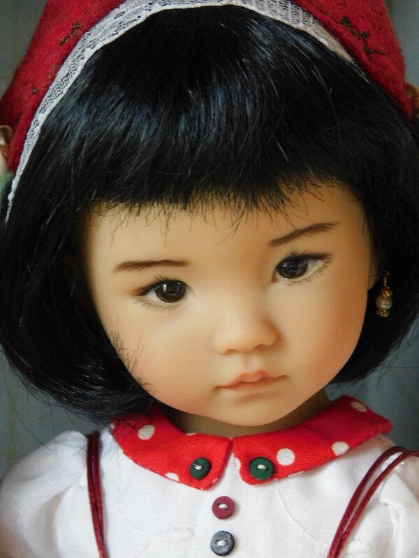 Liam, ma petite perle d'Asie